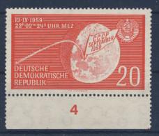 DDR Michel No. 721 I ** postfrisch MNH / gepr�ft BPP signature
