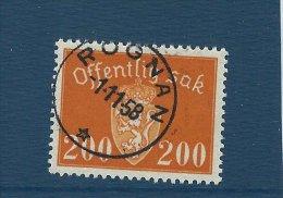 Norgeskatalogen T 66  Postmark:  Rognan.     T-3 - Service
