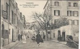 TANGER.  -  Le Télégraphe Anglais - Tanger