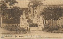 Assche - Monument der Gesneuvelden
