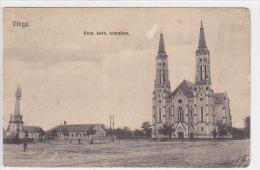 Romania - Jud. Arad - Vinga - Biserica Rom.-cat. - Romania
