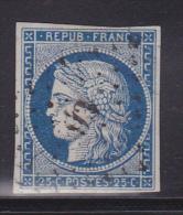 France N°4 - Oblitéré - TB - 1849-1850 Cérès