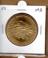 Monnaie De Paris : Le Petit Train De La Rhune - 2007 - Monnaie De Paris