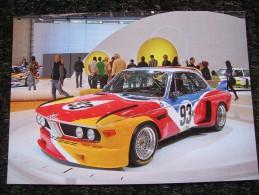 BMW 3.0 CSL Design  CALDER - Le Mans