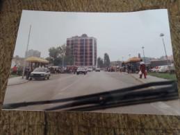 Photo prise � Vukovar(Ex Yougoslavie)le march�
