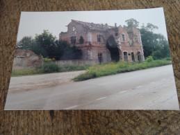 Photo prise � Vukovar(Ex Yougoslavie)-la gare