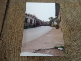 Photo prise � Vukovar(Ex Yougoslavie)-rue d�truite � Vukovar