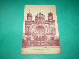 Synagogue De Kaiserslautern : Synagoge; Jewish Synagogue . 1926 . Scan Recto Verso - Kaiserslautern