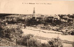 BELGIQUE - NAMUR - WALCOURT - Vue De Walcourt Ouest Et De L'Eau D'Heure. (n°7). - Walcourt
