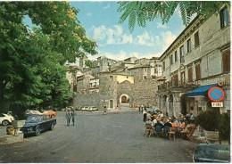 Lazio-latina-bassiano Veduta Piazza G.matteotti Animata - Altre Città
