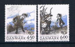 Dänemark 2004 Norden Mi.Nr. 1366/67 ** - Neufs
