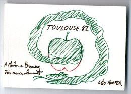 LEO KOUPER  TOULOUSE 82  -  ORIGINAL SUR CARTE POSTALE - Kouper