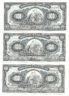 Peru 100 Soles De Oro 1964 - Price For 1 Banknote - Peru