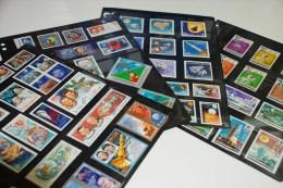 Space Large MNH Collection 67 X Spaceship, Sputnik, Rocket, Cosmonauts,.. WW Etc - Collections