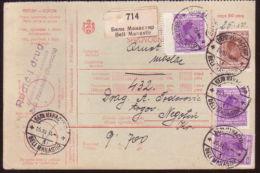 SERBIA POSTAL RECEIPT 1930 - Serbia