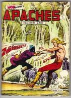 "APACHES  N° 74 "" MON-JOURNAL "" DE 1978 - Mon Journal"