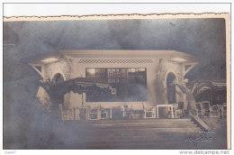 """Carte-Photo Réf-JP-P-864 (  Dép-82 à MOISSAC )  Station UVALE    """"  Uvarium - Moissac"""