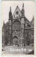 DUNKERQUE - Eglise Saint-Eloi (animée) - N° 38 - Dunkerque