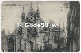 DUNKERQUE - L'Eglise Saint-Eloi (animée) - N° 28 - Dunkerque