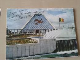 Expo De Bruxelles 1958 10 Cartes - Bruselas (Ciudad)