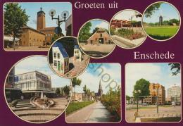 Enschede (KSACC549 - Gelopen Met Pz - Nederland