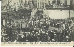 Le Cortège Conscience,100e Anniv. - 1812- 1912 - Eeuwfeest Conscience, Historich En Praalstoet. (2 Scans) - Sint-Amands