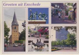 Enschede (KSACC586 - Gelopen Met Pz - Zonder Classificatie