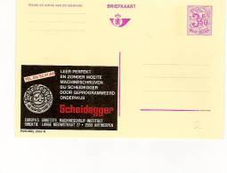 Publibel Neuve N° 2582  (SCHEIDEGGER     Antwerpen) - Publibels