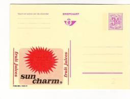 Publibel Neuve N° 2585 (SUN CHARM, Juice Fruit, Soleil) - Publibels