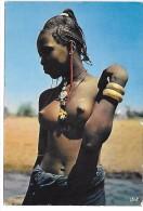 AFRIQUE En Couleurs - Belle Africaine - Femme Aux Seins Nus - Cartes Postales
