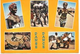 Scènes De Folklore AFRICAIN - Danse - Cartes Postales