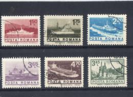 Rumania  -  1972  -  Yvert - 2769 - 71 - 73 - 76 - 77 - 78 ( Usados ) - 1948-.... Repúblicas