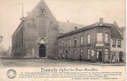 Dixmude Eglise Des Peres R'ecollets Kaart Zogoed Als Nieuw Niet Verstuurd. - Diksmuide