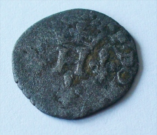 LIARD AU H COURONNÉ BILLON PETIT PRIX ! - 476-1789 Feodale Periode