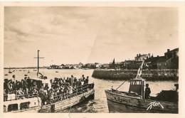 CPA-1940-17- LE CHAPUS-Départ Pour ILE OLERON-BE- Courant - Ile D'Oléron
