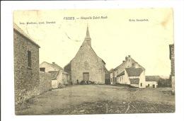 Fosses Chapelle Saint Roch - Fosses-la-Ville