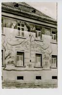 St. Blasien, Sonnenuhr Am Kurgarten, 1961. Kleinformat - St. Blasien