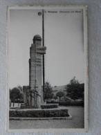 CP Belgique  WARNETON  -  Vers  Comines   Komen Waasten  - Le Monument Aux Morts 14-18    - 1969 - Comines-Warneton - Komen-Waasten