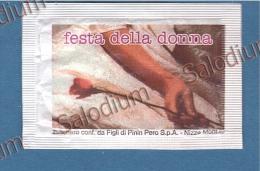 Festa Della Donna - BUSTINA DI ZUCCHERO VUOTA - Sugar Empty - Sugars