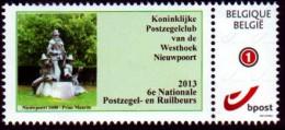 Belgie 2013 - Maurits Van Nassau / Oranje - Nieuwpoort - MiNr 4238 - Koniklijke Families