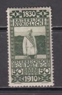 1910   YVERT  N� 130    / * /
