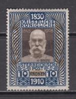 1910   YVERT  N� 135    / * /