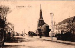 1 Cp Kwaadmechelen  Queadmechelen      Kerk - Beringen