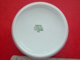 Cendriers en porcelaine G�ral - Ecole normale sup�rieur ENS lettres & sciences humaines
