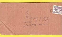 Old Letter - Bhutan - Bhutan