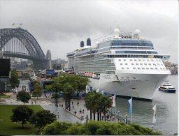 Cruise Ship Celebrity Solstice (Celebrity Cruises) - Dampfer