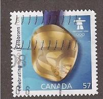 CANADA, 2010, USED # 2372, CANADA STRIKES GOLD!!!!   USED - 1952-.... Règne D'Elizabeth II