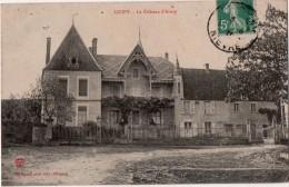 Guipy Le Chateau D Ainay - France