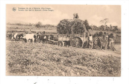 Transport De Riz à Kitobola- Bas Congo (6694) - Congo Francese - Altri