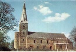 Postcard - Brixworth All Saints Church, Northamptonshire. A - Northamptonshire